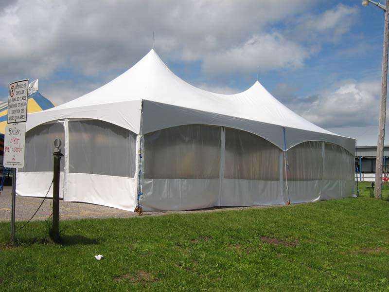 High-Peak Tent for Party